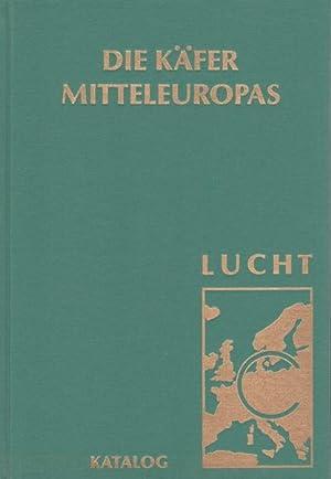 Die Käfer Mitteleuropas K: Katalog: Lucht, W.H.