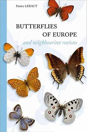 Butterflies of Europe and neighbouring regions: Leraut, P.