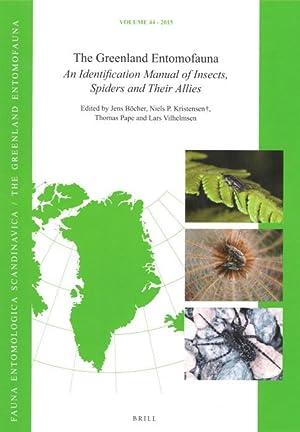 The Greenland Entomofauna: An Identification Manual of: Böcher, J.; Kristensen,