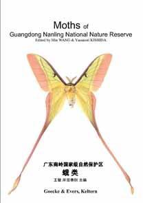 Moths of Guangdong Nanling National Nature Reserve: Wang, M.; Kishida,