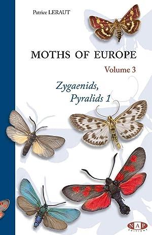 Moths of Europe. Vol. 3: Zygaenids, Pyralids: Leraut, P.