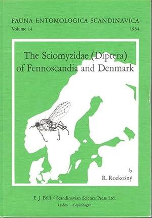 The Sciomyzidae (Diptera) of Fennoscandia and Denmark: Rozkosny, R.