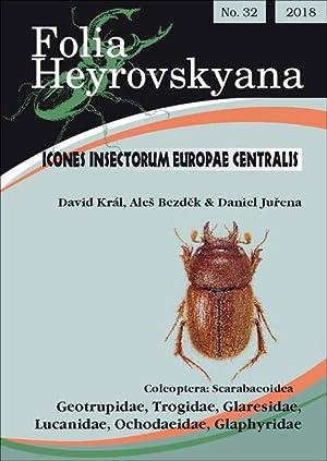 Scarabaeoidea: Geotrupidae, Trogidae, Glaresidae, Lucanidae, Ochodaeidae, Glaphyridae: Kral, D.; Bezdek,