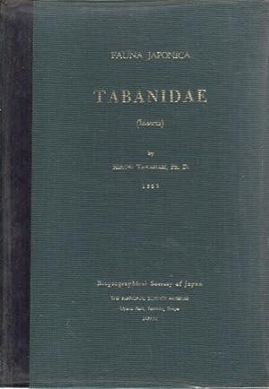 Fauna Japonica. Tabanidae (Insecta: Diptera): Takahasi, H.