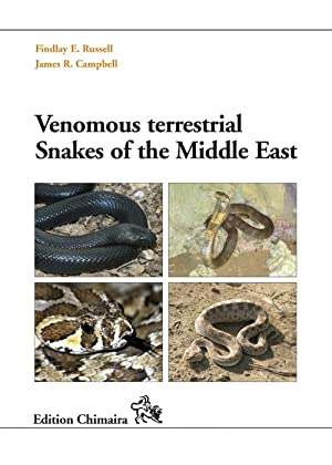 Venomous terrestrial Snakes of the Middle East: Russell, F.E.; Campbell,