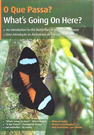 O Que Passa? What's Going on Here? An Introduction to the Butterflies of the Amazon forest (...