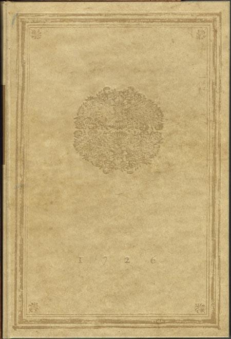 Theatrum pontificiale, Oder Schauplatz der Brücken und: Jacob Leupold: