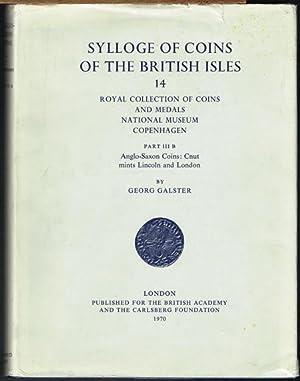 Sylloge of Coins of the British Isles.