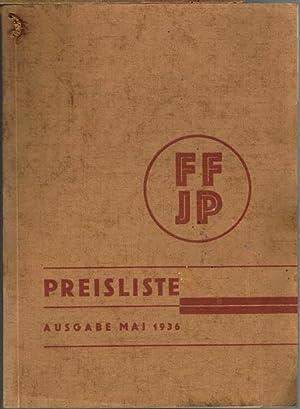 Ferdinand Flinsch - Zweighäuser: Stuttgart, München, Düsseldorf