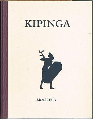 Kipinga. Throwing-Blades of Central Africa. Wurfklingen aus: Marc L. Felix: