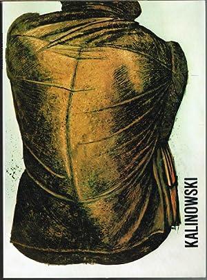Kalinowski. Zeichnungen Dessins Bilder Tableaux Caissons.: Wolfgang Becker / Andreas Franzke: