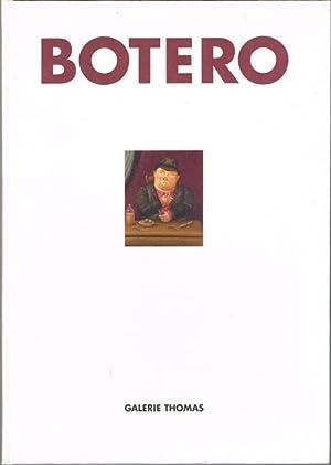 Fernando Botero. Bilder, Aquarelle, Zeichnungen, Skulpturen. 13.