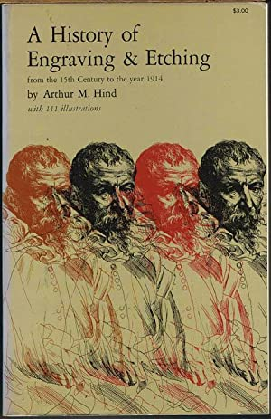 A History of Engraving & Etching from: Arthur M. Hind: