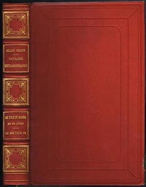 Le Tour du Monde en quatre-vingts jours.: Jules Verne: