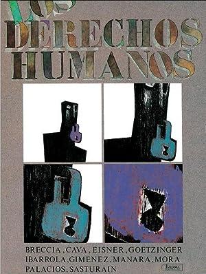 Los Derechos Humanos: Dibujo: Antonio Hernández Palacios, Juan. Giménez, Will Eisner, Milo Manara, ...
