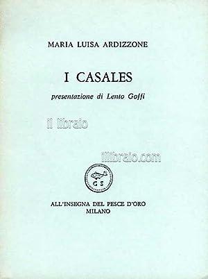 I casales: ARDIZZONE M. L.