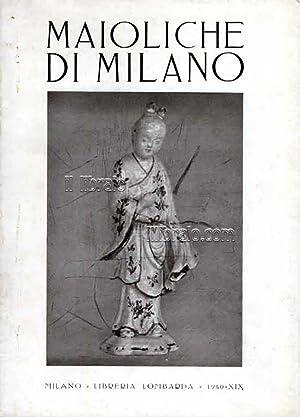 Maioliche di Milano: BARONI C.
