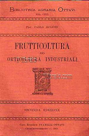 Frutticoltura ed orticoltura industriali: HUGUES C.