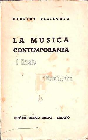 La musica contemporanea: FLEISCHER H.