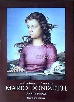 Mario Donizetti dipinti e disegni: FERRIER J. L.