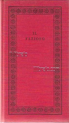 Il fazioso.Almanacco del Borghese: PREDA G.