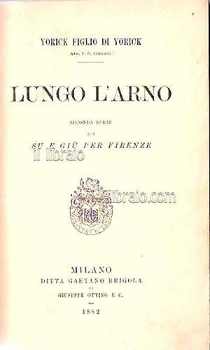 Lungo l'Arno: YORICK FIGLIO DI