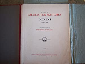 A Series of Character Sketches from Dickens from Original Drawings by Frederick Barnard
