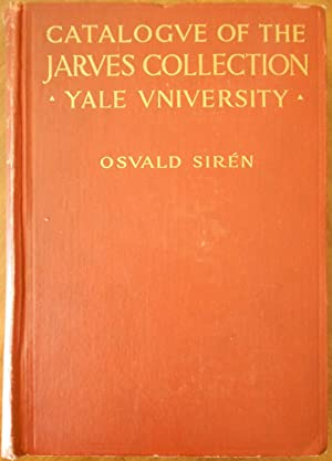A Descriptive Catalogue of the Pictures in: Siren, Osvald
