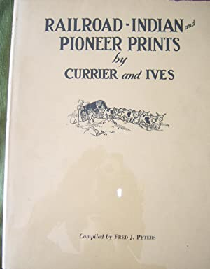Railroad, Indian and Pioneer Prints