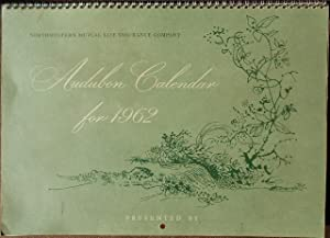 Audubon Calendar for 1962 (4 color prints)
