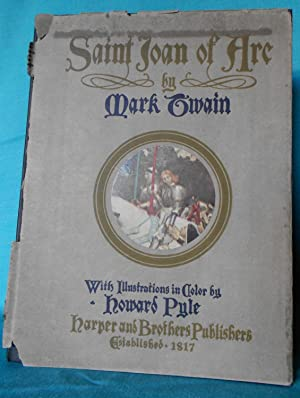 Saint Joan of Arc: Twain, Mark