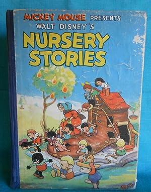 Nursery Stories from Walt Disney's Silly Symphony: Disney, Walt