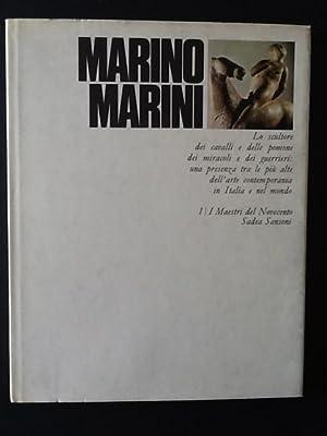 MARINO MARINI LO SCULTORE DEI CAVALLI E: ALBERTO BUSIGNANI