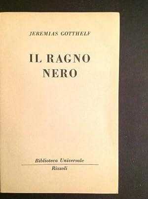 IL RAGNO NERO: JEREMIAS GOTTHELF