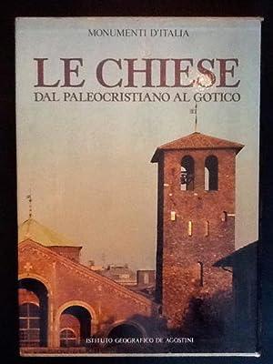 LE CHIESE DAL PALEOCRISTIANO AL GOTICO: ANTONIO PIVA