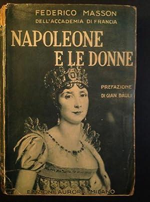NAPOLEONE E LE DONNE: FEDERICO MASSON