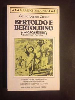 BERTOLDO E BERTOLDINO: GIULIO CESARE CROCE