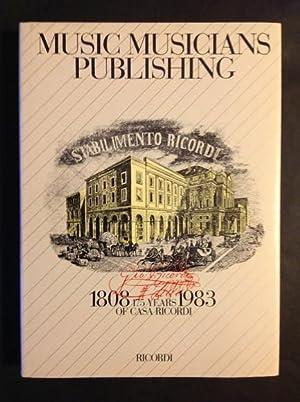 MUSIC MUSICIANS PUBLISHING 175 YEARS OF CASA: FRANCESCO DEGRADA, MARIA