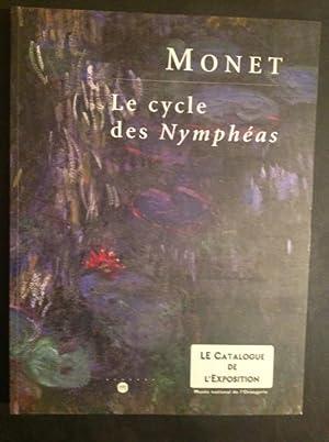 LE CYCLE DES NYMPHEAS LE CATALOGUE DE: MONET