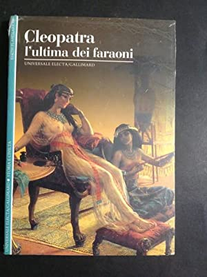 CLEOPATRA L'ULTIMA DEI FARAONI: EDITH FLAMMARION