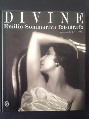 DIVINE EMILIO SOMMARIVA FOTOGRAFO. OPERE SCELTE 1910- 1930: GIOVANNA GINEX