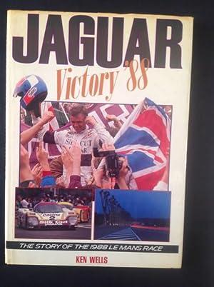 JAGUAR: VICTORY '88 THE STORY OF THE: KEN WELLS