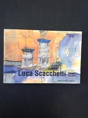 LUCA SCACCHETTI DISEGNI 1983 - 2002: CINZIA ANGUISSOLA D'ALTOE',