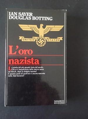 L'ORO NAZISTA: IAN SAYER, DOUGLAS