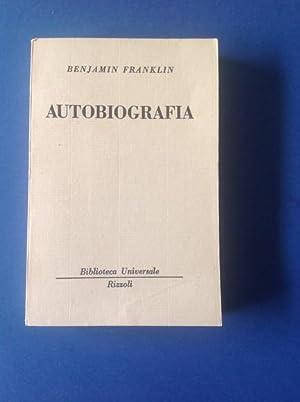 AUTOBIOGRAFIA: BENJAMIN FRANKLIN