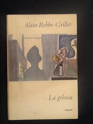 LA GELOSIA: ALAIN ROBBE-GRILLET