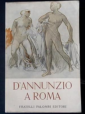 D'ANNUNZIO A ROMA: AAVV