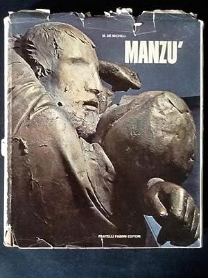 GIACOMO MANZU': MARIO DE MICHELI