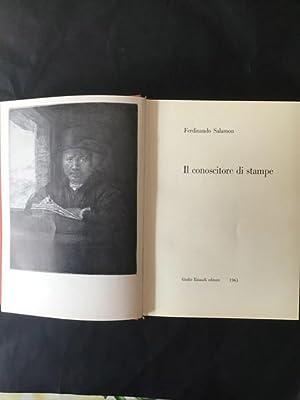 IL CONOSCITORE DI STAMPE: SALAMON FERDINANDO