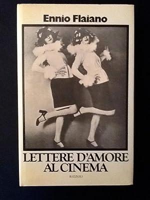 LETTERE D'AMORE AL CINEMA: ENNIO FLAIANO